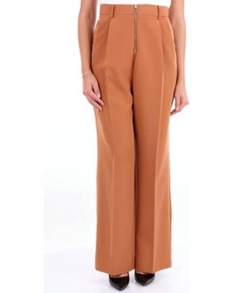 Béžové chino nohavice Space Style Concept