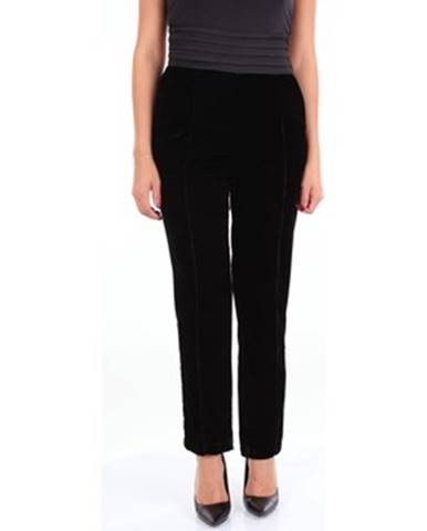 Čierne nohavice Weili Zheng