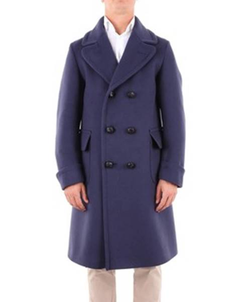Modrý kabát Doppiaa