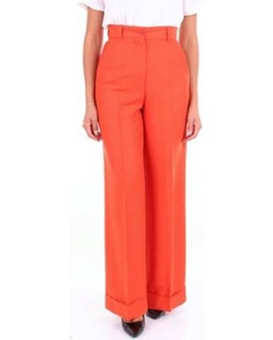 Oranžové nohavice Pto5