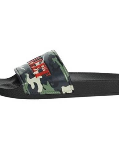 Viacfarebné sandále Adalet