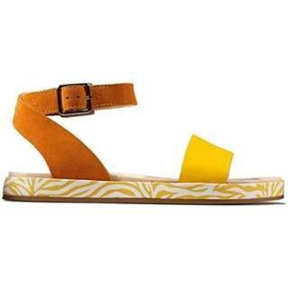 Sandále Clarks  261504714