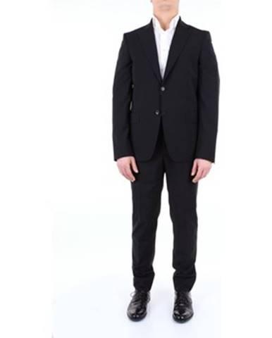 Čierny oblek Pulito 1885