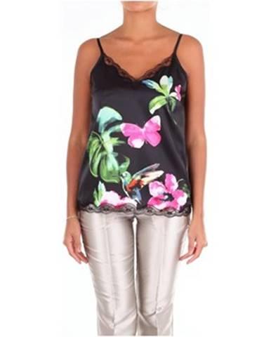 Viacfarebná blúzka Twins Beach Couture