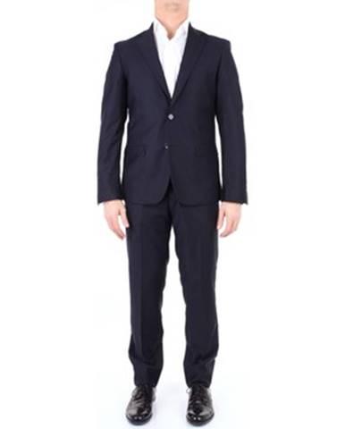 Modrý oblek Horwell