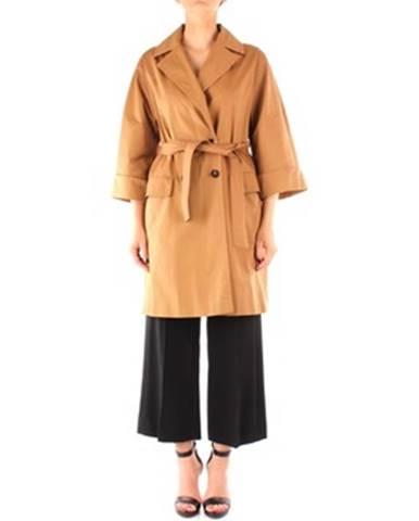 Hnedý kabát Marella