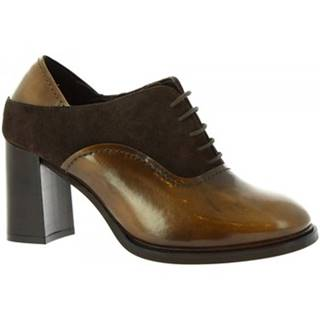 Čižmičky Leonardo Shoes  9805/1 ABRAS. MARMOTTA SCAM. TDM