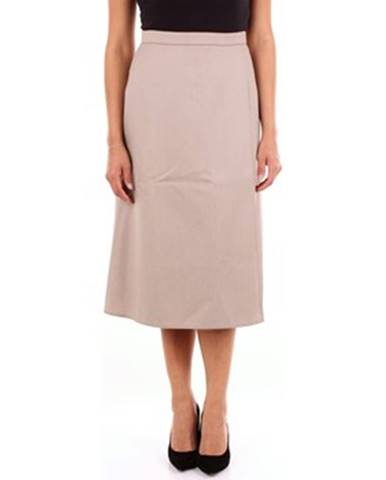 Béžová sukňa Max Mara