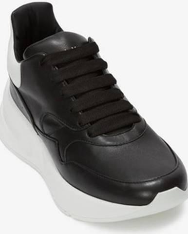 Čierne espadrilky McQ Alexander McQueen