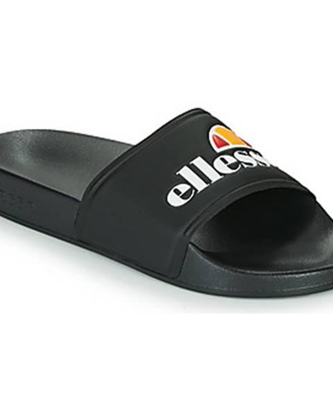 Čierne sandále Ellesse