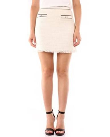 Biela sukňa Marella