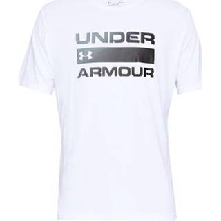 Tričká s krátkym rukávom Under Armour  Team Issue Wordmark