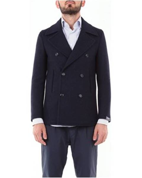 Modrý kabát Barba Napoli