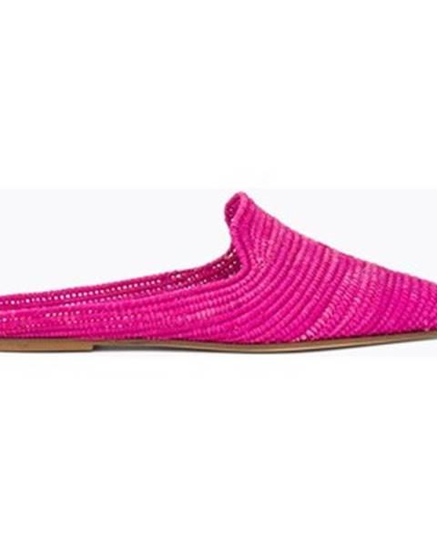 Ružové topánky Patrizia Pepe