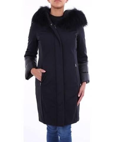 Čierny kabát Rrd - Roberto Ricci Designs