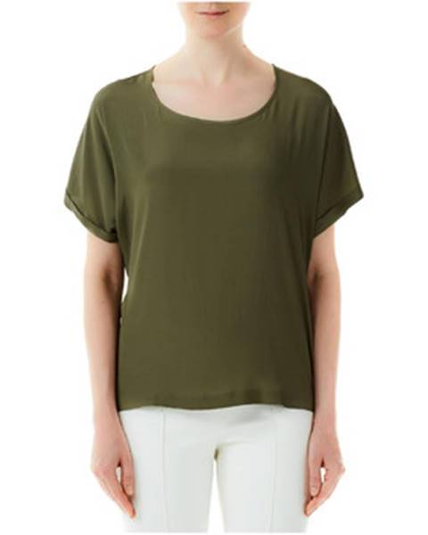 Zelené tričko Liu Jo
