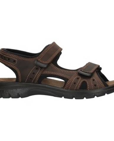 Hnedé sandále Imac