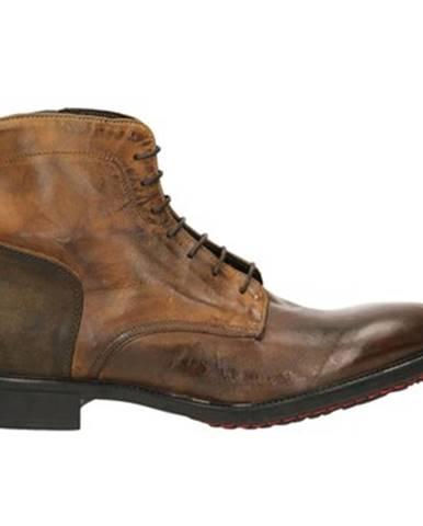 Hnedé topánky Eveet