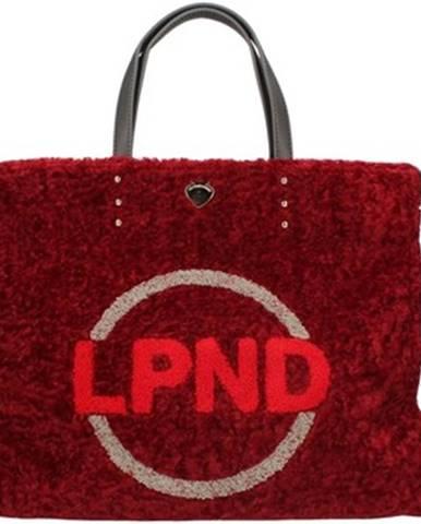 Červená kabelka Le Pandorine