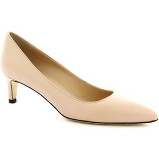 Lodičky Leonardo Shoes  4511 NAPPA CIPRIA