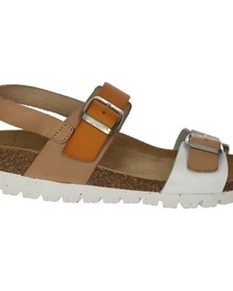 Viacfarebné sandále Riposella
