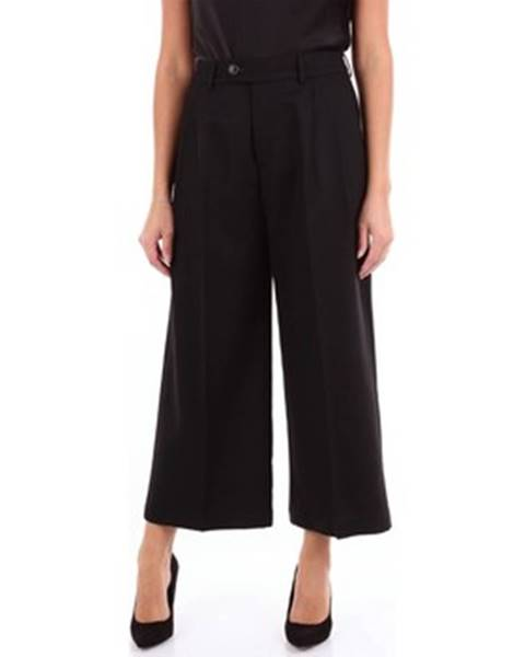 Čierne nohavice Grifoni
