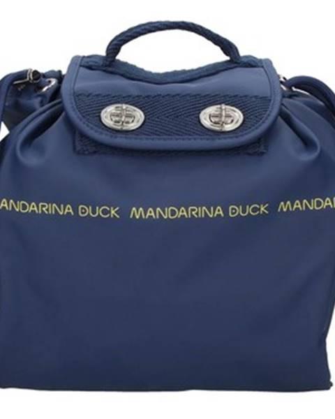 Modrý batoh Mandarina Duck