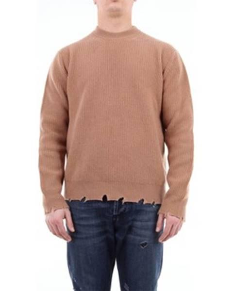 Béžový sveter Laneus