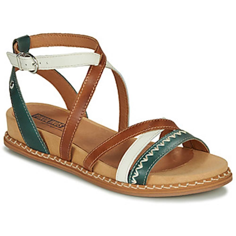 Pikolinos Sandále Pikolinos  MARAZUL W3F