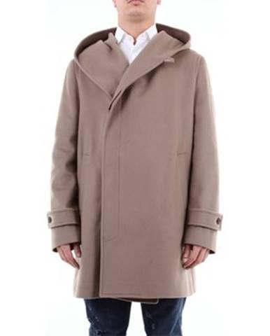 Biely kabát Bottega Martinese