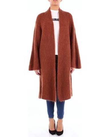 Viacfarebný kabát Rose A Pois