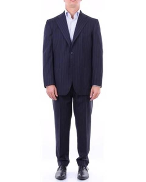 Viacfarebný oblek Sartorio