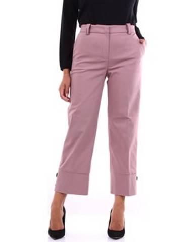 Ružové chino nohavice Pt Torino