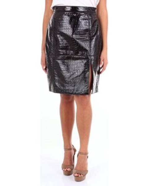 Čierna sukňa Msgm