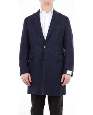 Viacfarebný kabát Luigi Borrelli Napoli