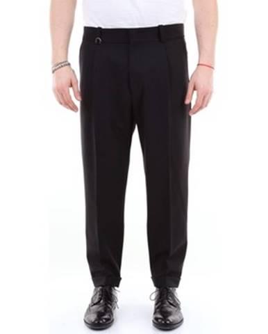 Čierny oblek Paolo Pecora