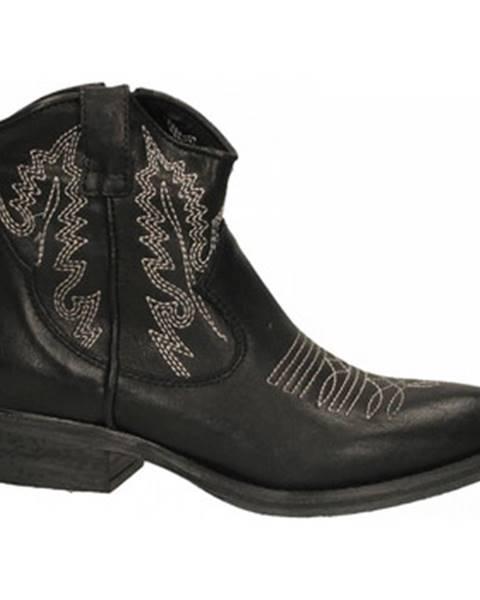 Čierne topánky Metisse