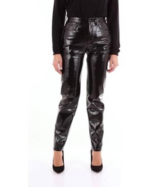 Čierne nohavice Saint Laurent