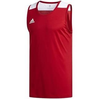 Tielka a tričká bez rukávov adidas  Creator 365 Tee Regular