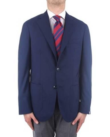 Modrý oblek Barba Napoli