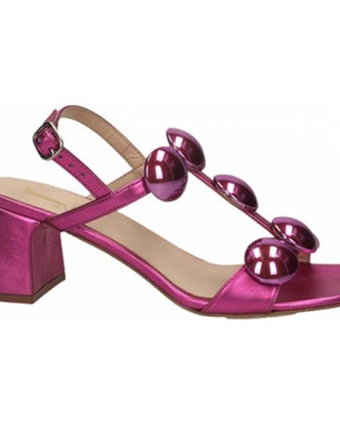 Zelené sandále Jeannot