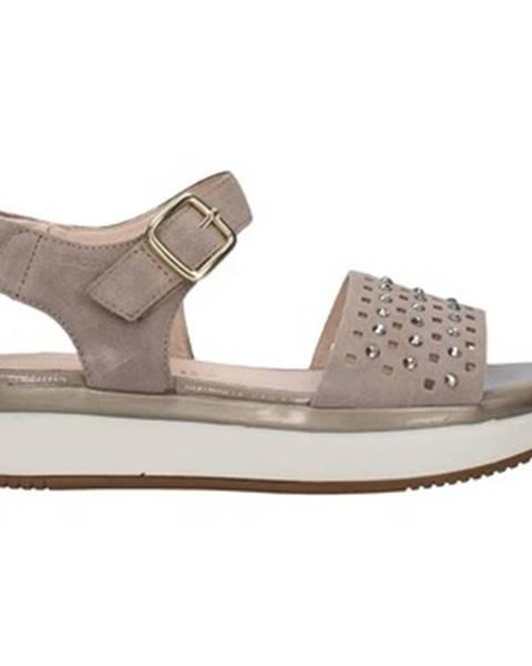 Béžové sandále Stonefly