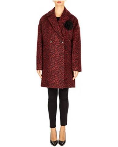 Viacfarebný kabát Liu Jo