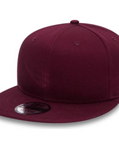 Bordová čiapka New-Era