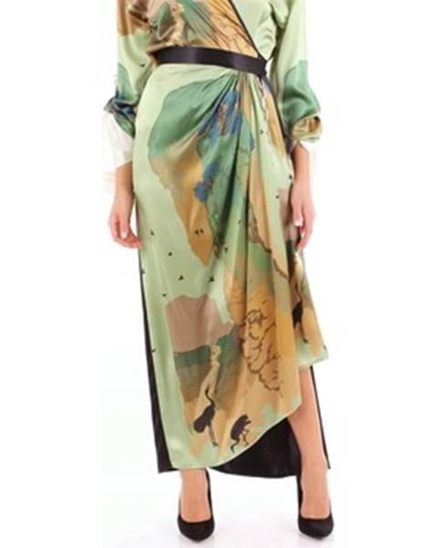 Viacfarebná sukňa Act N°1