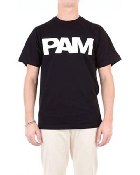 Čierne tričko P.a.m.