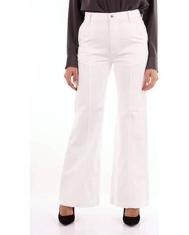 Biele nohavice Loewe