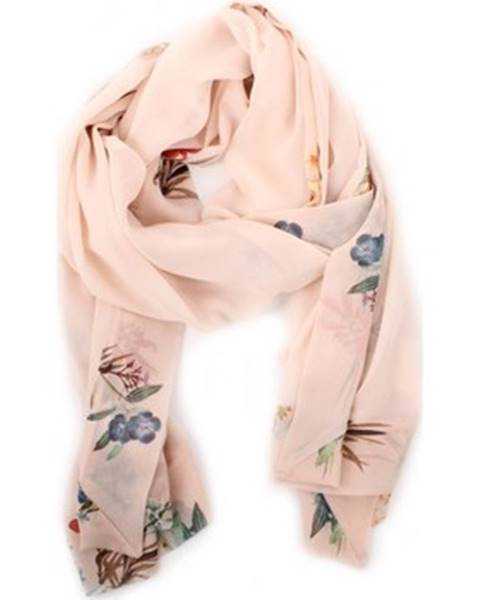 Ružová šatka Marella