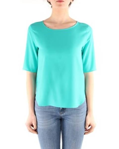Zelené tričko Emme Marella