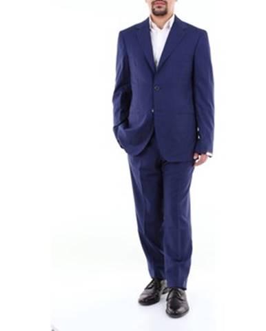Modrý oblek Sartorio